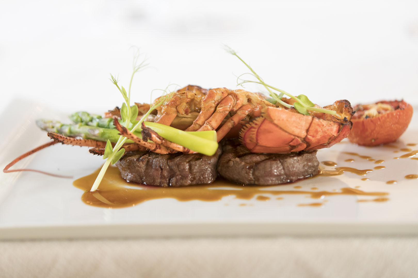 Surf N Turf, Fine Dining Restaurant in Malta