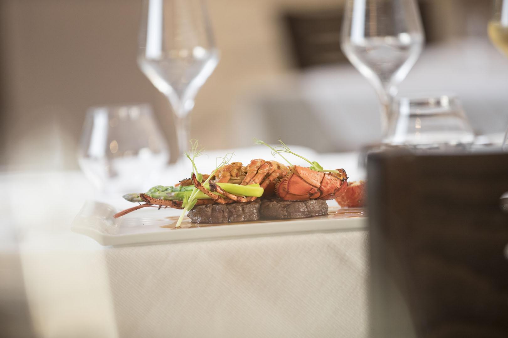 Surf N Turf - Fine Dining Restaurant Malta