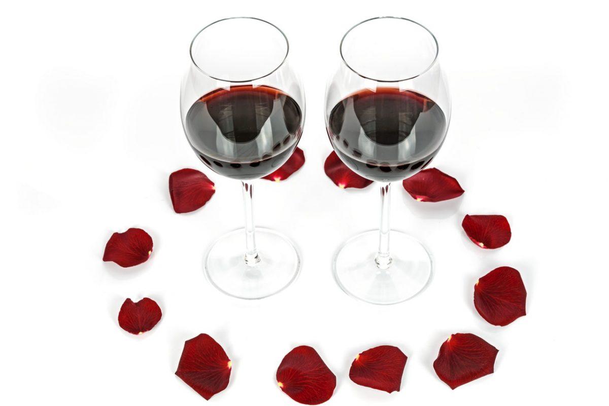 Valentine's Day - Wine