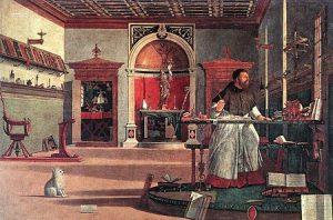 Vettore Carpaccio painting